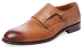 Gordon Rush Leather Double Monkstrap
