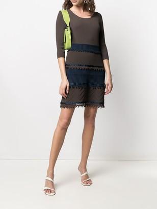 2006 Crochet Knitted Dress