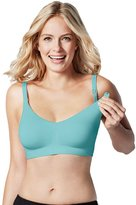 Bravado Designs Body Sik Seamess Nursing Bra - Sea Gass