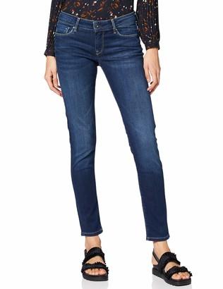 Pepe Jeans Women's Soho Slim Jeans Blue (H45) W26/L28