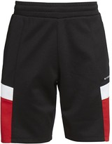 Givenchy Side Colorblock Shorts