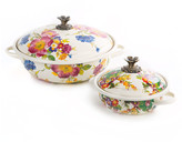 Mackenzie Childs MacKenzie-Childs Flower Market Casserbole, Small