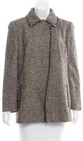 Akris Tweed Wool Jacket