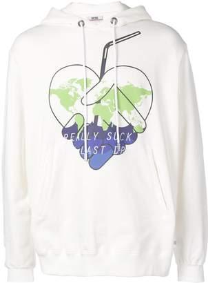 GCDS The Last Drop hoodie