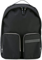 Gear3 - zipped pocket backpack - unisex - Canvas - One Size