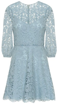 Valentino lace minidress