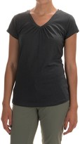 Columbia Shadow Time II T-Shirt - V-Neck, Short Sleeve (For Women)