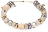 Chan Luu Elastic Beaded Bracelet