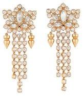 Mawi Crystal & Spike Earrings