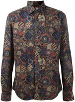 Xacus 'Liberty London' shirt