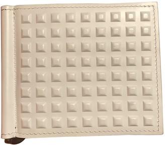 Balenciaga White Leather Purses, wallets & cases