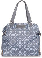 Sarah Wells® Lizzy Breastpump Bag in Grey Chain Link