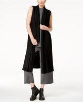 Eileen Fisher Wool Duster Vest, Regular & Petite