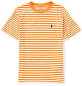 Ralph Lauren Little Boys 2T-7 Striped Crewneck Tee