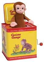 Schylling Curious George Jack-In-The-Box