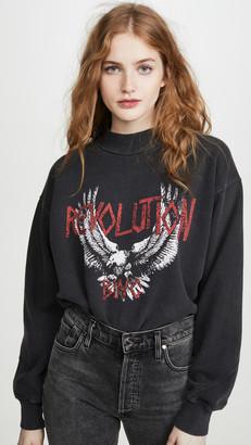 Anine Bing Revolution Sweatshirt