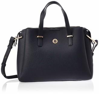 Tommy Hilfiger TH CORE SATCHEL CORP Womens Cross-Body Bag
