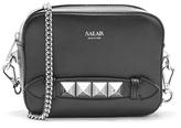 SALAR Women's Betz Small Bag Nero