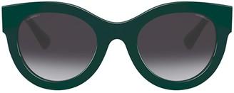Chanel Cat Eye Frame Sunglasses