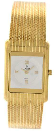 Concord Delerium CON8 18K Yellow Gold 36mm Watch