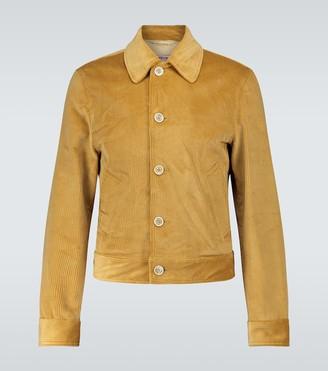 Marni Corduroy short jacket