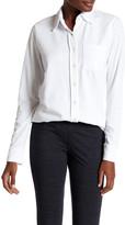 Allen Allen Spread Collar Button Shirt