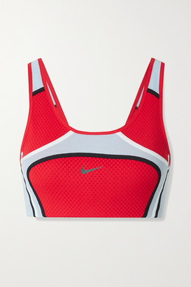 Nike City Ready Dri-fit Sports Bra - Red