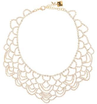 Rosantica Spiga Crystal Necklace - Crystal