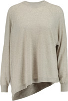Joseph Asymmetric cotton sweater