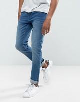 Blend of America Cirrus Skinny Fit Jean Mid Wash
