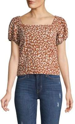 Free People No Type Tee