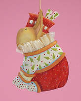 Patience Brewster Tin French Bulldog Ornament