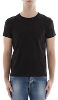 Tom Ford Men's Black Cotton T-shirt.