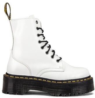 Dr. Martens Jadon Polished Smooth Boot