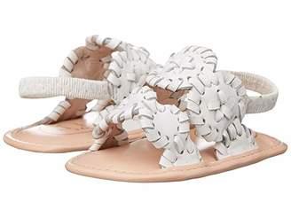 Jack Rogers Baby Lauren (Infant) (White) Girls Shoes