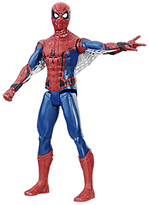 Spiderman Homecoming Eye FX Electronic 12-Inch Action Figure
