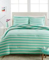 Victoria Classics CLOSEOUT! Ella 2-Pc. Twin Jersey Comforter Set