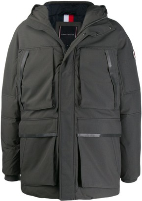 Tommy Hilfiger Hooded Parka Coat