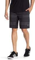 Travis Mathew Dominic Striped Active Short