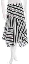 Zimmermann Midi Wrap Skirt