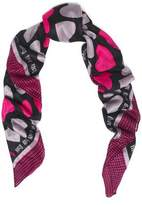 McQ Printed Modal-Voile Scarf