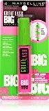 Maybelline New York Great Lash Big Washable Mascara, Blackest Black 130, 0.34 Fluid Ounce