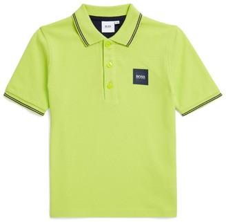 Boss Kids Logo Polo Shirt (4-16 years)
