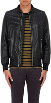 Rag & Bone Men's Gallagher Leather Bomber Jacket