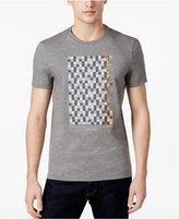 Calvin Klein Men's Graphic Print Cotton T-Shirt