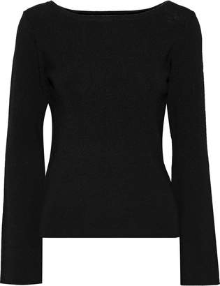 Charli Vincent Fluted Knitted Top
