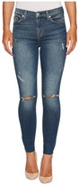 Hudson Barbara High-Rise Super Skinny in Nowhere Girl Women's Jeans