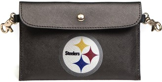 Women's Cuce Pittsburgh Steelers Huddle Up Hip Bag