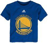 adidas Baby Golden State Warriors Team Logo Tee