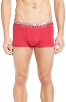 Calvin Klein Men's 'Magnetic Force' Microfiber Low Rise Trunks